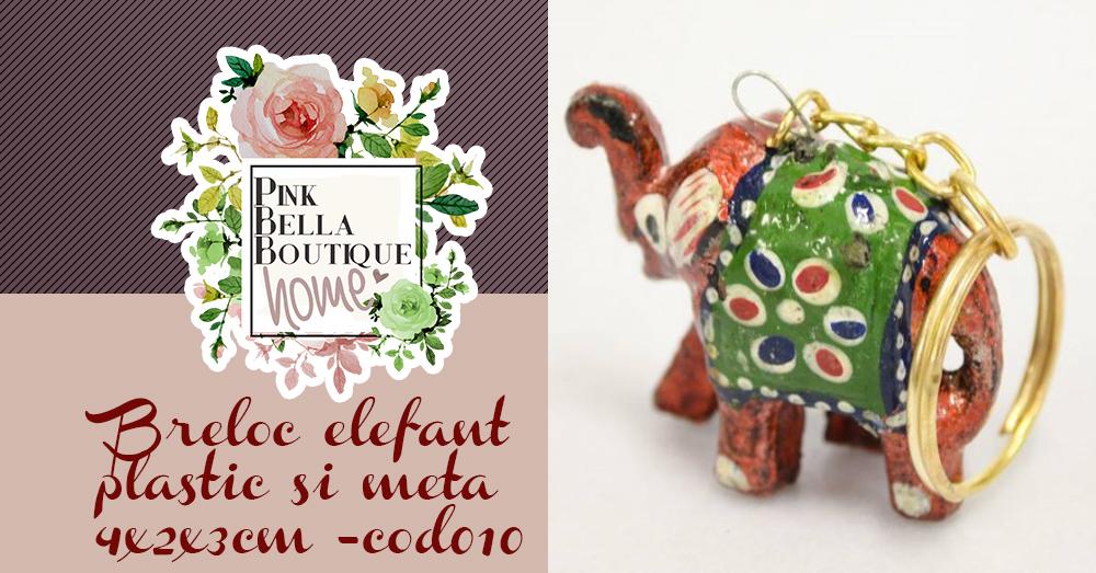 Breloc elefant 010