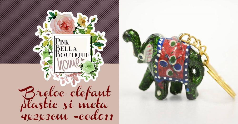 Breloc elefant 011
