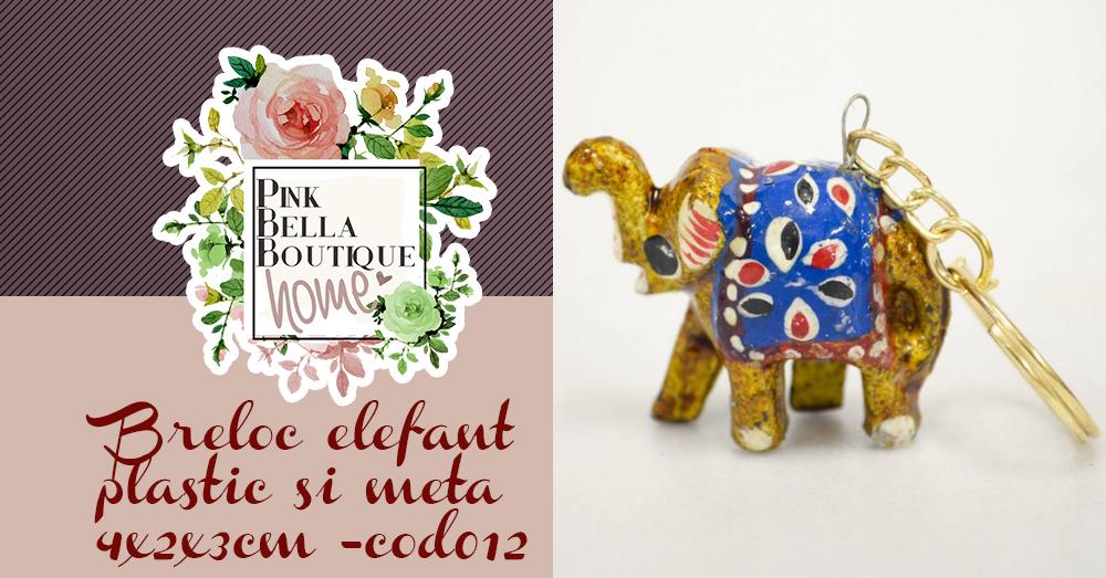 Breloc elefant 012