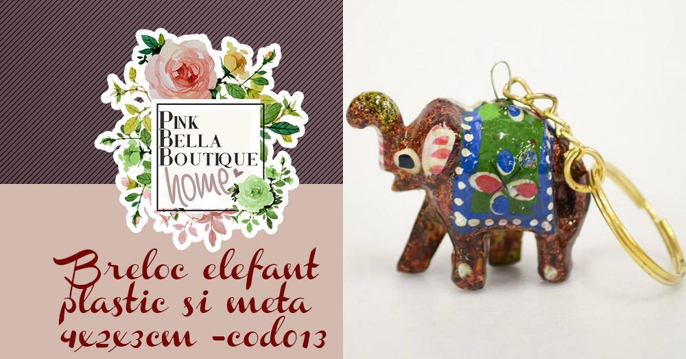Breloc elefant 013