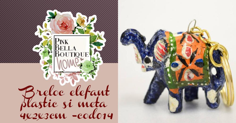 Breloc elefant 014