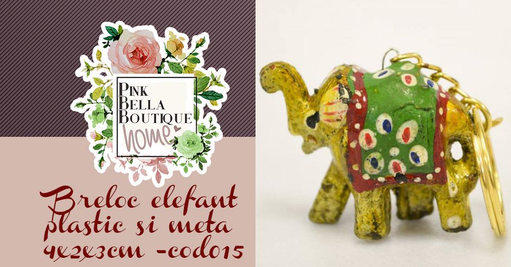 Breloc elefant 015